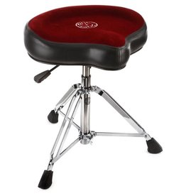 Roc-N-Soc Roc-N-Soc Nitro Original Hydraulic Drum Throne - Red