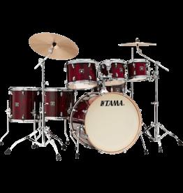 Tama Batterie Tama Superstar Classic Maple Gloss Garnet Lacebark Pine