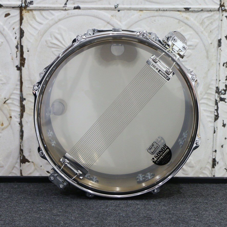 Sonor Sonor Benny Greb Signature New Brass Snare Drum 13x5.75 - Vintag
