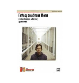 Alfred Music Fantasy on a Shona Theme, Glenn Kotche