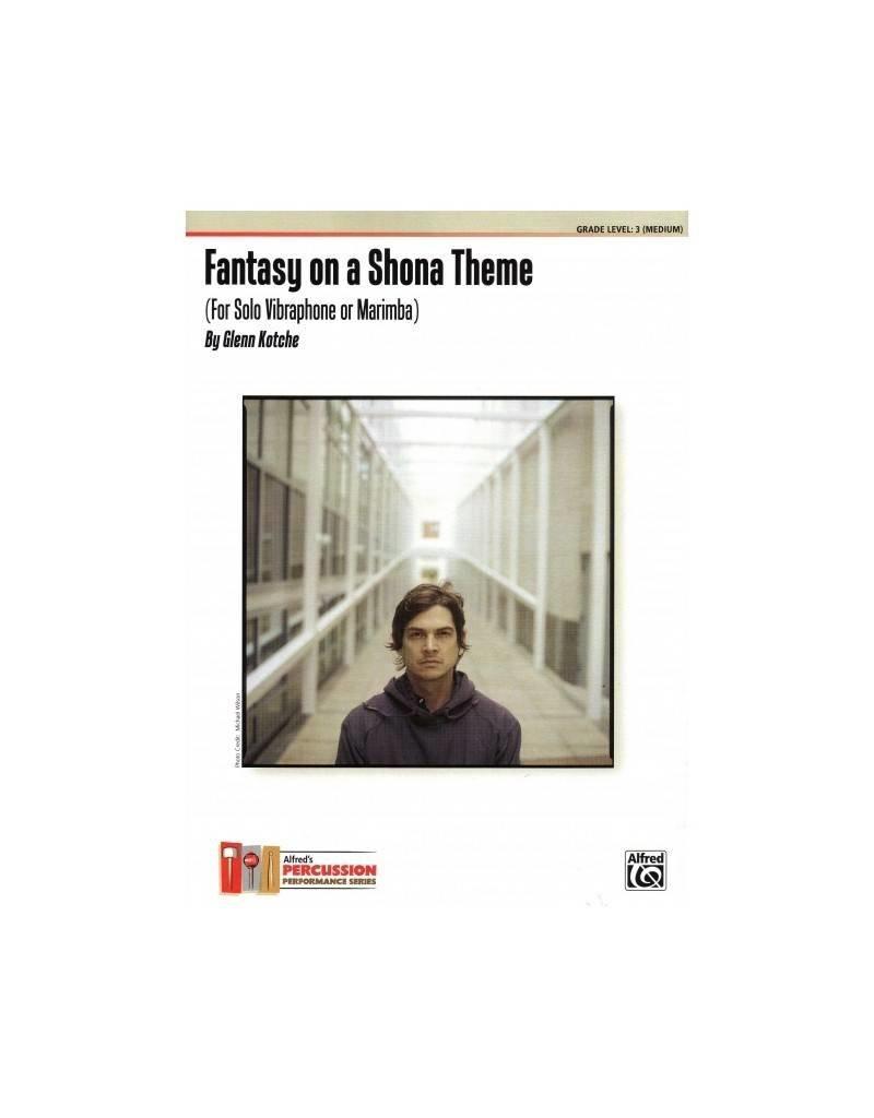 Alfred Music Fantasy on a Shona Theme, Glenn Kotche