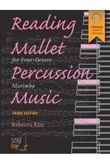 Alfred Music Reading Mallet Percussion Music, Rebecca Kite