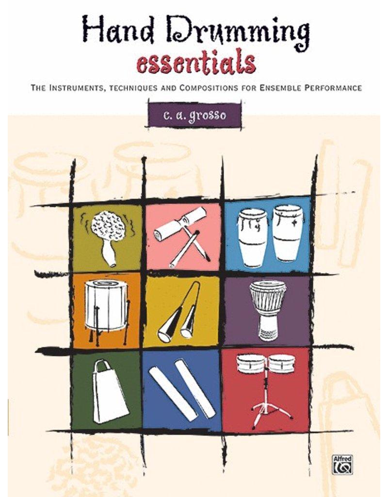Alfred Music Hand Drumming Essentials