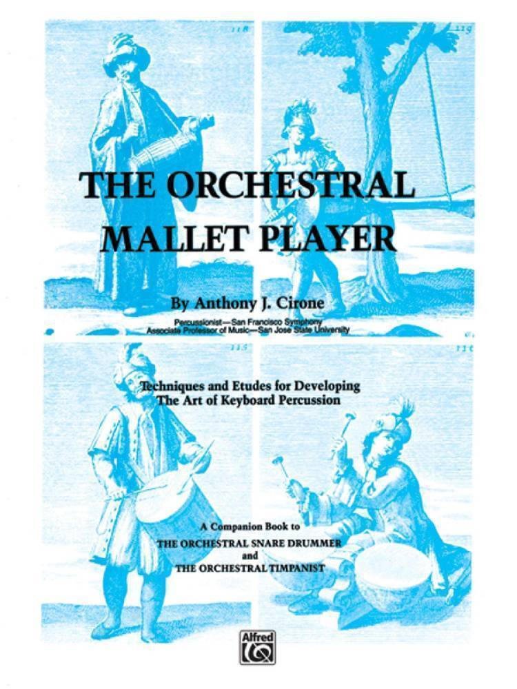 Alfred Music The Orchestral Mallet Player