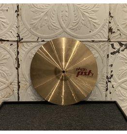 Paiste Cymbale crash usagée Paiste PST7 Thin 14po