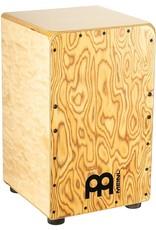 Meinl Meinl woodcraft professional cajon makah-burl frontplate