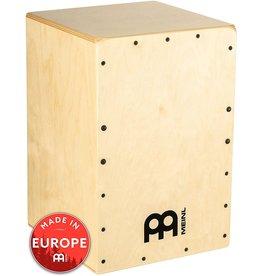 "Meinl Meinl 11 3/4"" x 18"" snarecraft cajon, baltic birch frontplate"