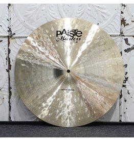 Paiste Cymbale usagée Paiste Master Dark Crash 18po