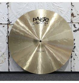 Paiste Cymbale usagée Paiste Masters Extra Thin 19po (1308g)