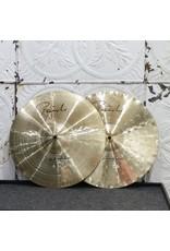 Paiste Used Paiste Signature Precision Sound Edge Hi-Hat Cymbals 14in