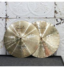 Paiste Cymbales hi-hat usagées Paiste Signature Precision Sound Edge 14po