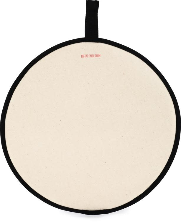 """BFSD Big Fat Snare Drum 14"""" Quesadillas w/Cloth Weighted Ring"""