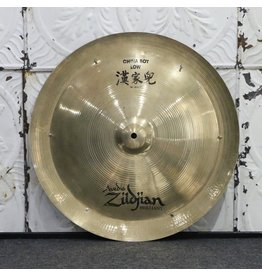 Zildjian Cymbale usagée Zildjian Chinese low boy avec Rivest 18po