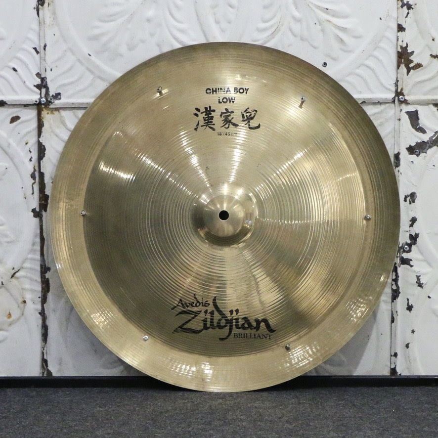 Zildjian Used Zildjian China Boy Low 18in