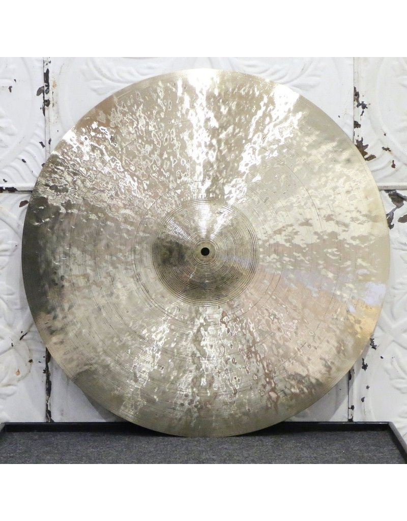 Byrne Cymbals Byrne Chris Mead Model Ride Cymbal 22in (2426g)