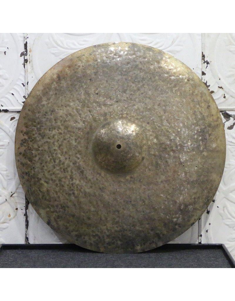 Byrne Cymbals Byrne Half Turk Ride Cymbal 22in (2564g)