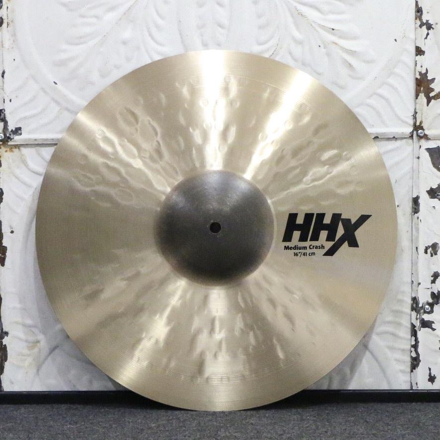 Sabian Sabian HHX Medium Crash Cymbal 16in (1106g)
