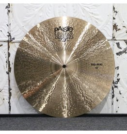 Paiste Paiste 2002 Big Beat Crash/Ride Cymbal 18in (1338g)