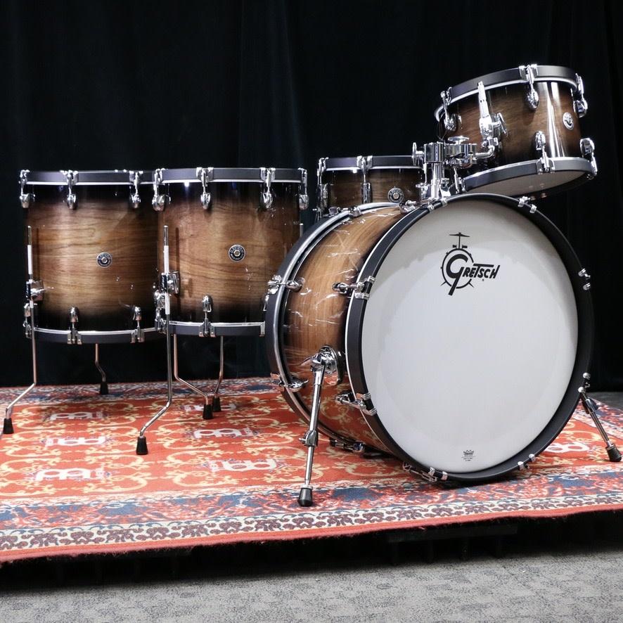 Gretsch Gretsch Catalina Special Edition 22-12-14-16in + 14in snare drum - Walnut Burst