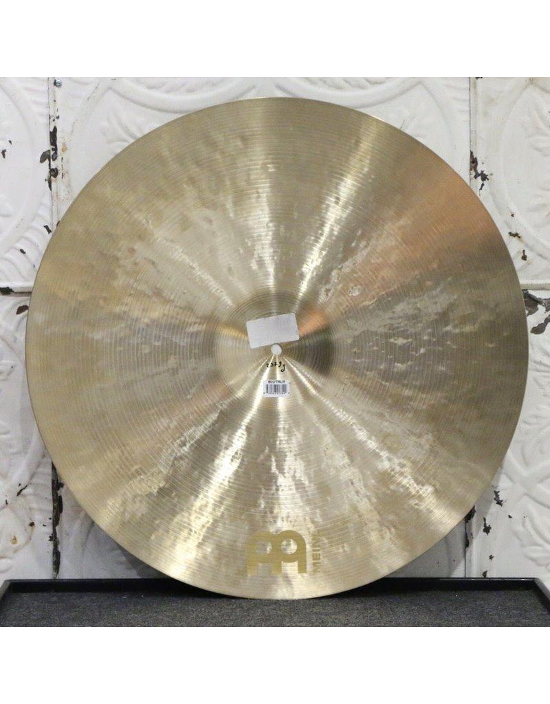 Meinl Meinl Byzance Jazz Tradition Light Ride Cymbal 22in (2379g)