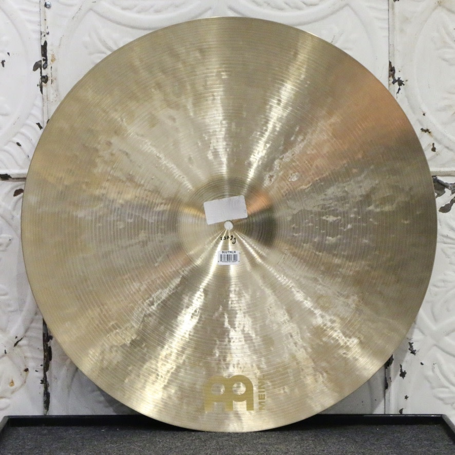 Meinl Meinl Byzance Jazz Tradition Light Ride Cymbal 22in (2379g)