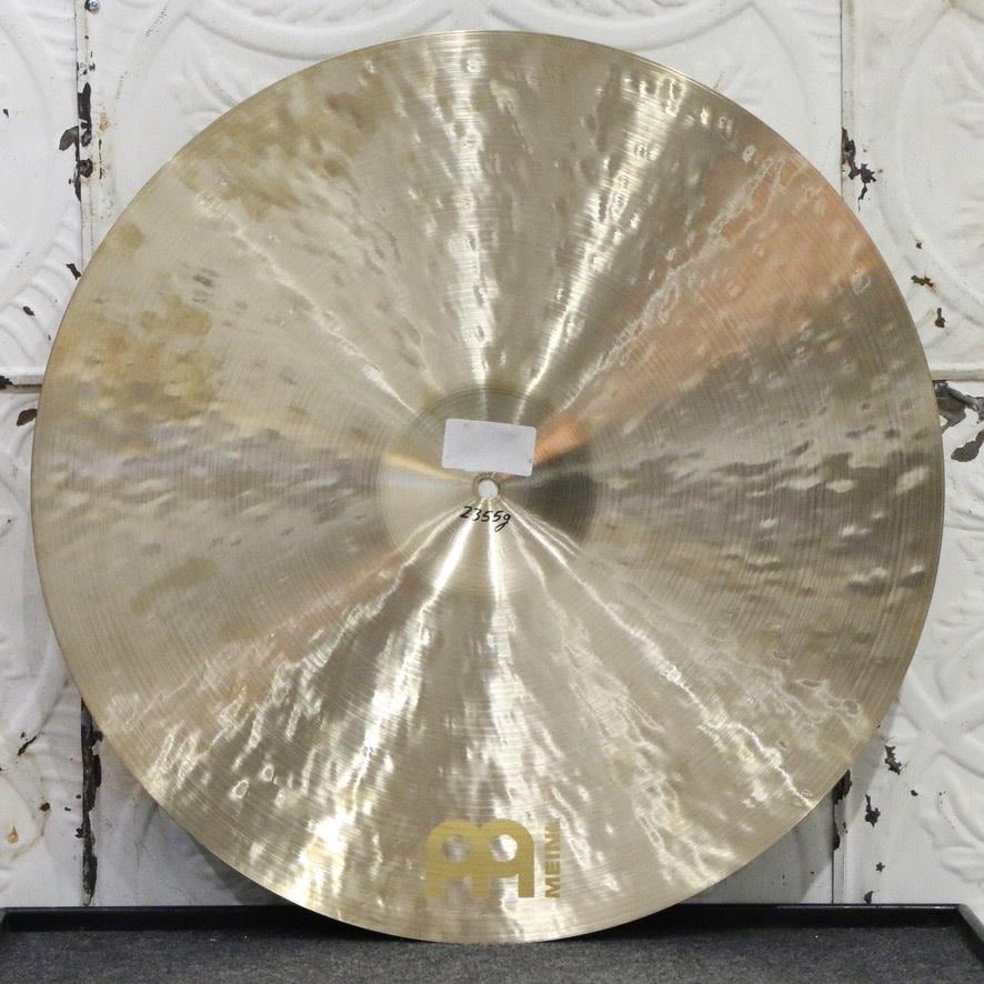 Meinl Meinl Byzance Jazz Tradition Light Ride Cymbal 22in (2355g)