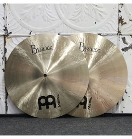 Meinl Meinl Byzance Traditional Thin Hi-hat 14in (876/1252g)