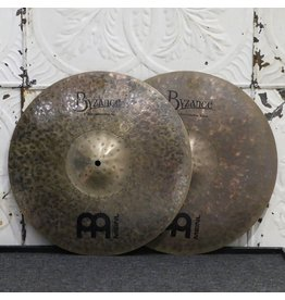 Meinl Cymbales hi-hat Meinl Byzance Big Apple Dark 15po (976/1194g)