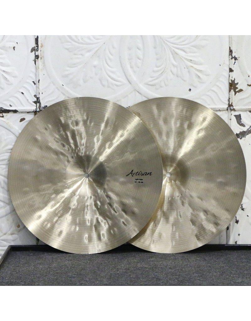 Sabian Sabian Artisan Light Hi Hat Cymbals 15in (with bag)
