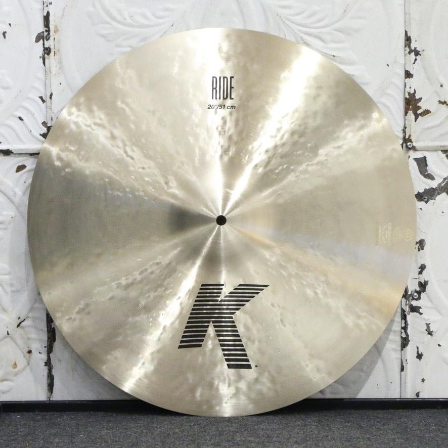 Zildjian Zildjian K Ride Cymbal 20in (2418g)
