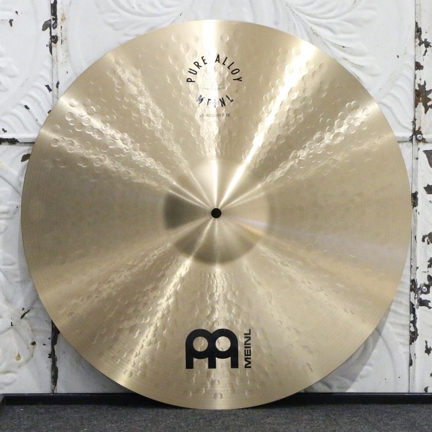 Meinl Meinl Pure Alloy Medium Ride Cymbal 20in (2222g)