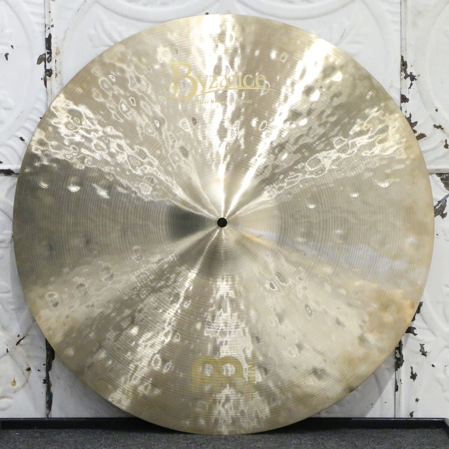 Meinl Meinl Byzance Jazz Medium Thin Ride Cymbal 22in (2490g)