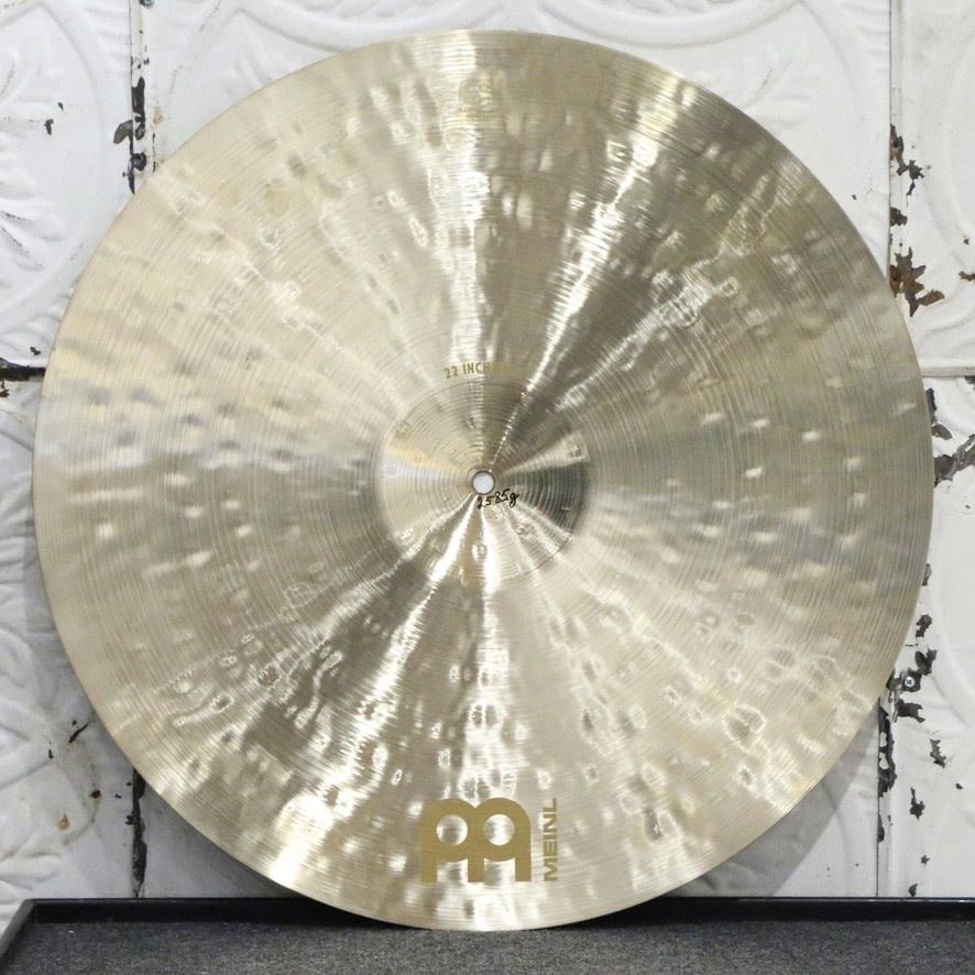 Meinl Meinl Byzance Foundry Reserve Ride Cymbal 22in (2585g)