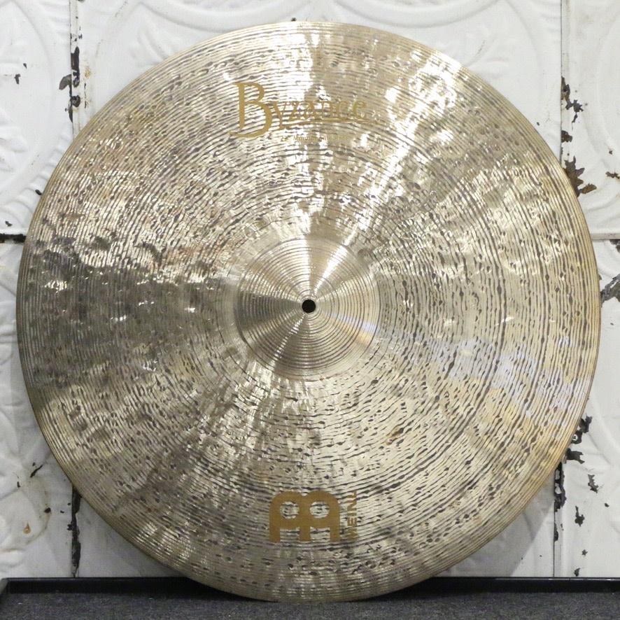 Meinl Meinl Byzance Jazz Monophonic Ride Cymbal 22in (2420g)