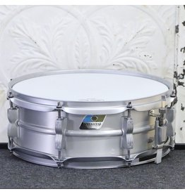 Ludwig Used Ludwig Acrolite Snare Drum Brushed LM404LTD 5X14in
