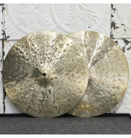 Meinl Cymbales hi-hat Meinl Byzance Foundry Reserve 15po (975/1310g)