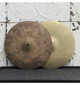 Meinl Cymbales hi-hat Meinl Byzance Vintage Sand 14po (848/1458g)