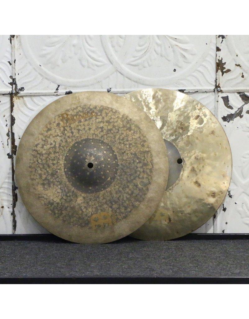 Meinl Meinl Byzance Vintage Equilibrium Matt Garstka Hi-hats 14in (930/974g)