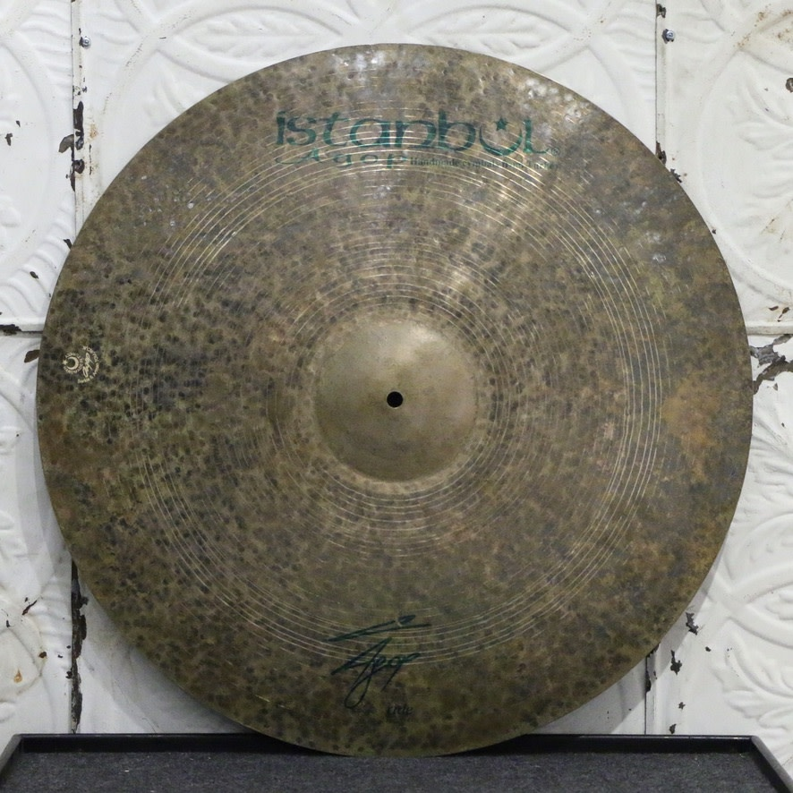 Istanbul Agop Istanbul Agop Signature Ride 23in (2352g)
