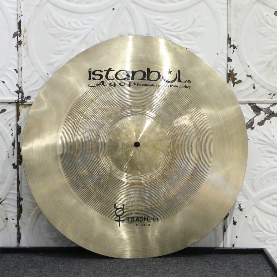 Istanbul Agop Istanbul Agop Traditional Trash Hit Crash Cymbal 20in (1698g)
