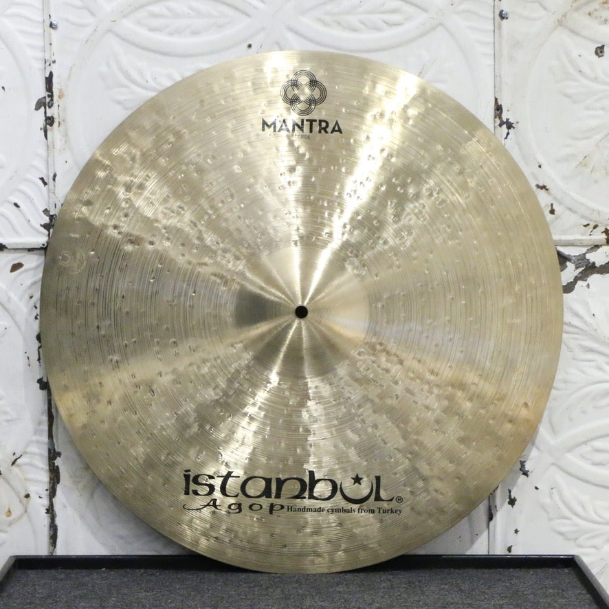 Istanbul Agop Istanbul Agop Mantra Ride Cymbal 22in (2926g)