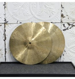 Istanbul Agop Cymbales hi hat Istanbul Agop 30e Anniversaire 14po (704/766g)
