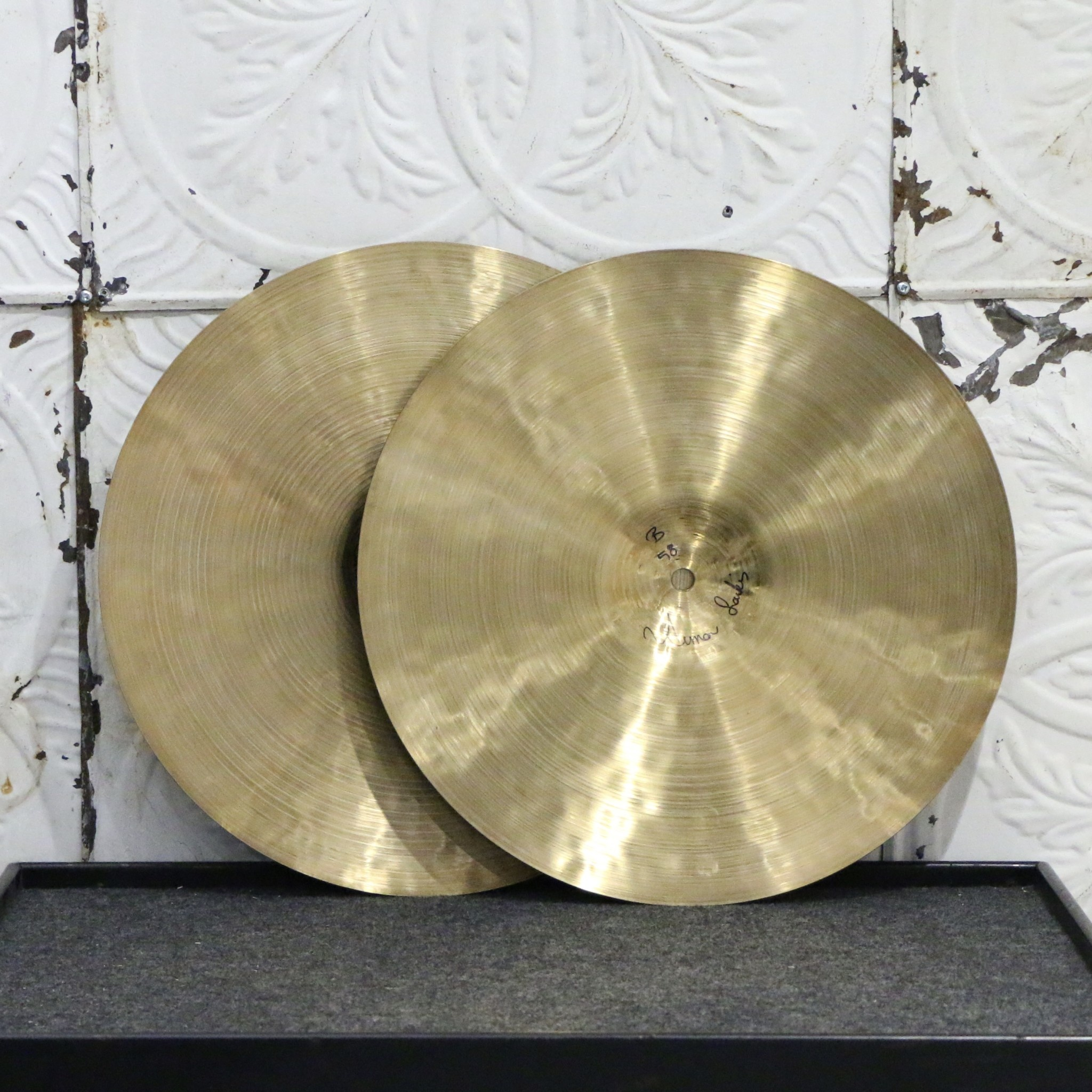 Istanbul Agop Istanbul Agop 30th Anniversary Hi Hat Cymbals 15in (960/1164g)