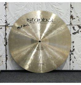 Istanbul Agop Istanbul Agop Mel Lewis 1982 Crash/Ride Cymbal 18in (1518g)