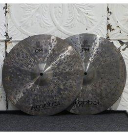Istanbul Agop Istanbul Agop OM Cindy Blackman Hi Hat Cymbals 15in (990/1152g)