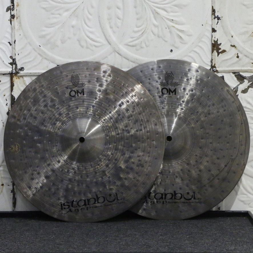 Istanbul Agop Cymbales hi hat Istanbul Agop OM Cindy Blackman 15po (990/1152g)
