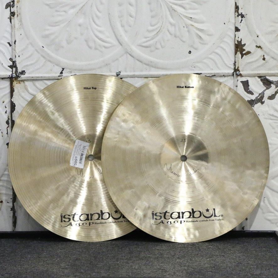 Istanbul Agop Cymbales hi hat Istanbul Agop Mel Lewis 14po (822/1000g)