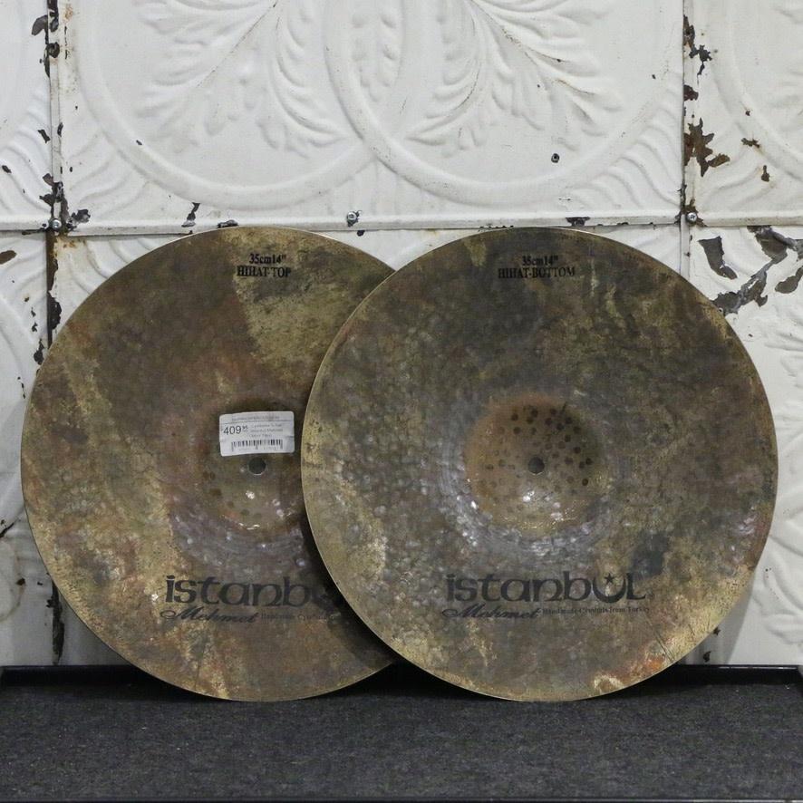 Istanbul Mehmet Istanbul Mehmet Vezir Hi-hat Cymbals 14in (1038/1232g)