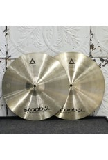 Istanbul Agop Istanbul Agop Xist Hi-Hat Cymbals 15in (1078/1244g)