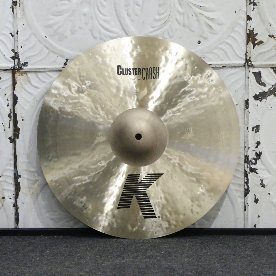 Zildjian Cymbale crash Zildjian K Cluster 16po (970g)